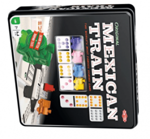 US Mexican Train Kids Dominoes
