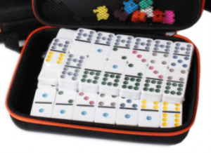 Mexican Train Kids Dominoes