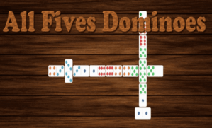 All Fives-Dominoes