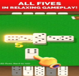 domino online game all five