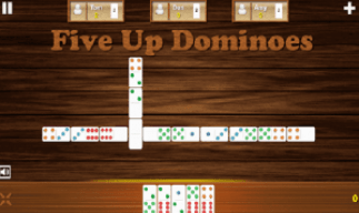 five up domino online game play